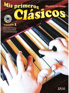Mis Primeros Clasicos, Volumen 1 CD y Libro | Piano