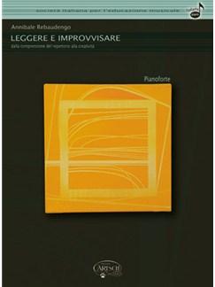Leggere E Improvvisare: Pianoforte Books | Piano