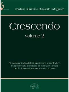 Crescendo (Volume 2) Books | All Instruments