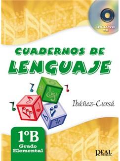 Cuadernos de Lenguaje 1B,  (Grado Elemental - Nueva Edición) CD y Libro | All Instruments
