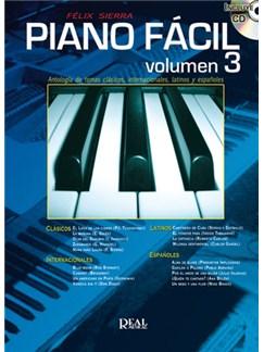 Piano Facil, Volumen 3 Books and CDs | Piano