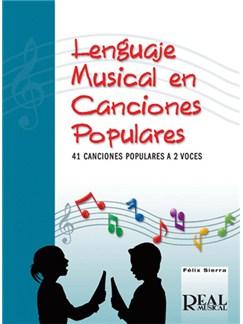 Lenguaje Musical en Canciones Populares Libro | Voice