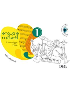 Lenguaje Musical, Volumen 1 Books and CDs | All Instruments