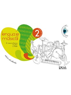 Lenguaje Musical, Volumen 2 Books and CDs | All Instruments