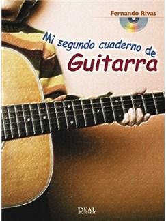 Mi Segundo Cuaderno de Guitarra CD y Libro | Guitar
