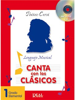 Canta Con Los Clasicos, Vol.1 -  Grado Elemental Books and CDs | Piano & Vocal