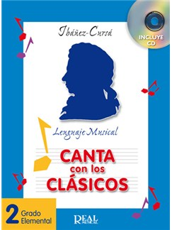 Canta con los Clásicos, Vol. 2 - Grado Elemental Books and CDs | Piano & Vocal