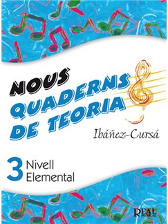 Nous Quaderns de Teoria, Vol.3 - Nivell Elemental Books | All Instruments