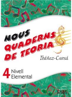 Nous Quaderns de Teoria, Vol.4 - Nivell Elemental Books |
