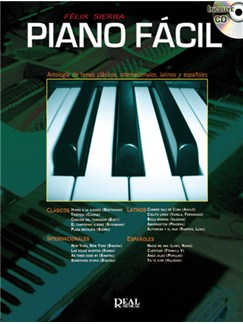 Piano Fácil, Volumen 1 Books and CDs | Piano