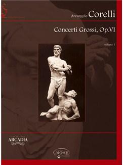 Arcangelo Corelli: Concerti Grossi, Op.VI, Volume 1 Books and CD-Roms / DVD-Roms | Chamber Group
