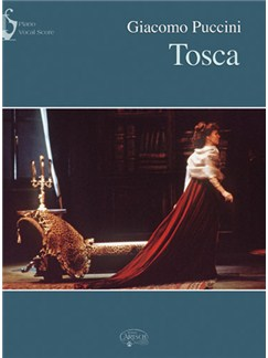 Giacomo Puccini: Tosca (Vocal Score) Books | Piano & Vocal