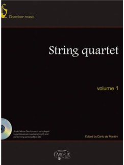 String Quartet Books and CD-Roms / DVD-Roms | String Quartet