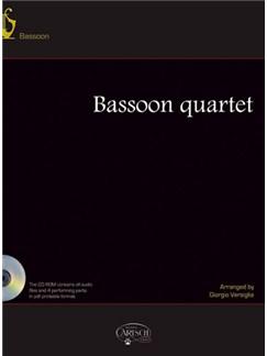 Bassoon Quartet Books and CD-Roms / DVD-Roms | Bassoon
