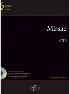 Missae (SATB) Books and CD-Roms / DVD-Roms | Choral