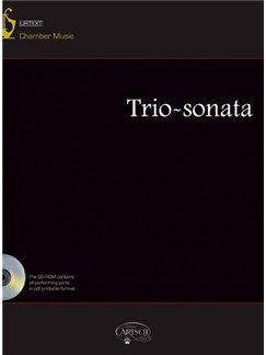Trio-Sonata Books and CD-Roms / DVD-Roms | Chamber Group