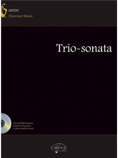 Trio-Sonata CD-Roms / DVD-Roms y Libro | Música de Cámara