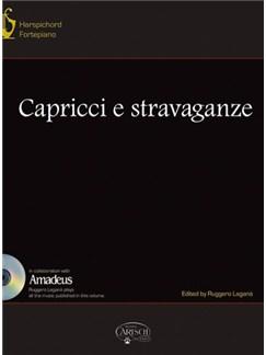 Capricci e Stravaganze Books and CDs | Piano