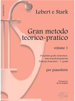 Gran Metodo Teorico-Pratico - Volume 1 Books | Piano