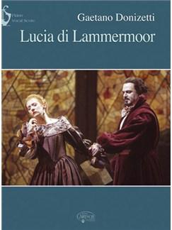 Gaetano Donizetti: Lucia Di Lammermoor (Vocal score) Books | Piano & Vocal