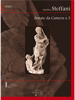 Agostino Steffani: Sonate da Camera a 3 Books and CD-Roms / DVD-Roms | Violin
