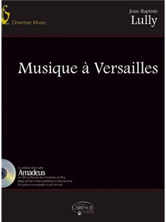 Jean-Baptiste Lully: Musique à Versailles Books and CD-Roms / DVD-Roms | Chamber Group