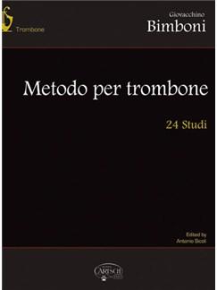 Metodo per Trombone, 24 Studi Books | Trombone