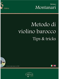 Metodo di Violino Barocco Books and DVDs / Videos | Violin
