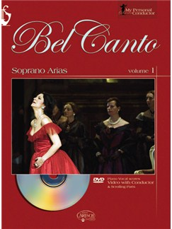 My Personal Conductor Series - Soprano Arias, Volume 1 DVDs / Videos y Libro | Voz