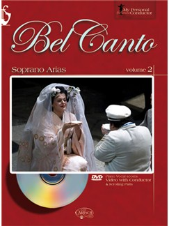 My Personal Conductor Series - Soprano Arias, Volume 2 Books and DVDs / Videos | Voice