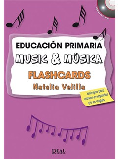 Music y Musica Flashcards CD | All Instruments