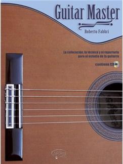 Guitar Master CD y Libro | Guitar
