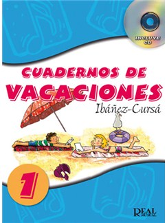 Cuadernos de Vacaciones, Volumen 1 CD y Libro   All Instruments