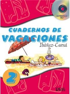 Cuadernos de Vacaciones, Volumen 2 CD y Libro | All Instruments