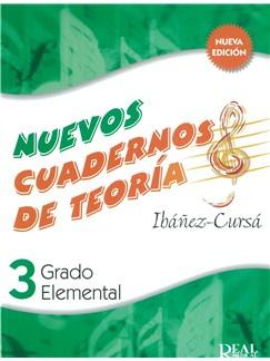 Cuadernos de Teoría, Grado Elemental Volumen 3 Libro | All Instruments