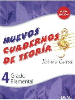 Cuadernos de Teoría, Grado Elemental  Volumen 4 Libro | All Instruments