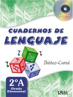 Cuadernos de Lenguaje, 2A (Grado Elemental - Nueva Edición) CD y Libro | All Instruments