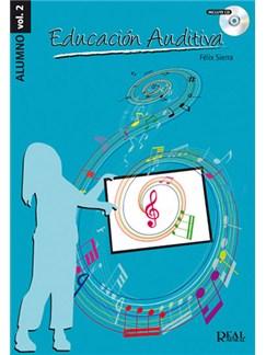 Educación Auditiva, Vol.2  (Alumno) CD y Libro | All Instruments