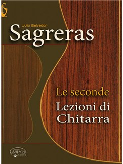 Sagreras: Le Seconde Lezioni di Chitarra Books | Guitar