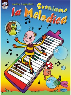 Suoniamo la Melodica Books and CDs | Melodeon