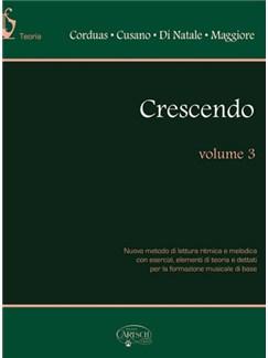 Crescendo (Volume 3) Books | All Instruments