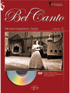 My Personal Conductor - Mezzosoprano, Volume 1 DVDs / Videos y Libro | Voz