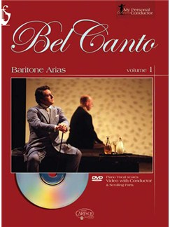 Bel Canto: Baritono Volume 1 Books and DVDs / Videos | Voice