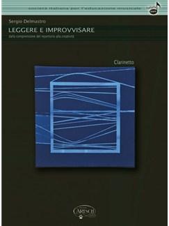 Leggere e Improvvisare: Clarinetto Libro | Clarinete, Piano