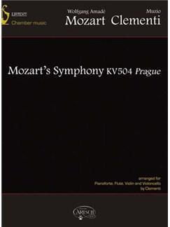 Muzio Clementi - Wolfgang Amadeus Mozart: Prague Symphony V.2 Books | Chamber Group