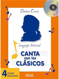 Canta Con Los Clasicos, Vol.4 -  Grado Elemental Books and CDs | Piano & Vocal