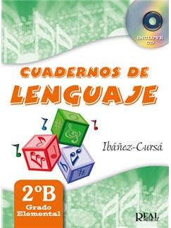 Cuadernos De Lenguaje, 2B (Grado Elemental - Nueva Edición) Books and CDs | All Instruments