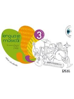 Lenguaje Musical, Volumen 3 CD y Libro | Todos Instrumentos