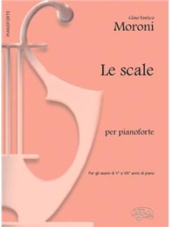 Moroni: Le Scale per Pianoforte Books | Piano