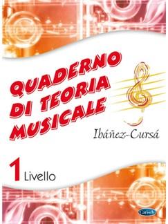 Quaderno Di Teoria Musicale, Volume 1 Books | All Instruments